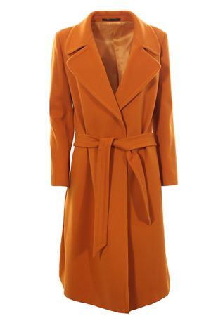 Cappotto in lana e cashmere con cintura TAGLIATORE   5032278   MOLLY350001UEO849