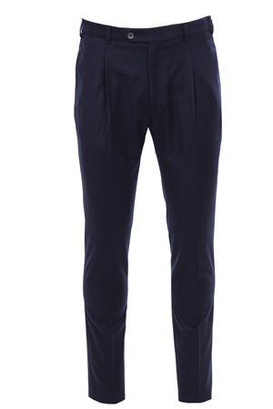 Pantalone in flanella light super 150