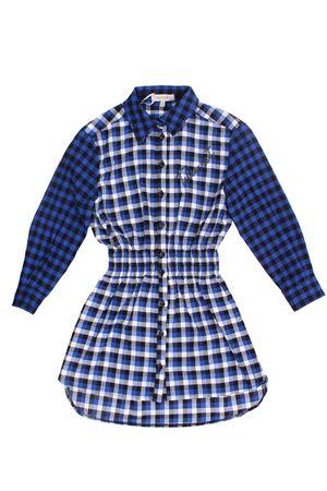 Abito camicia quadretto TWIN SET   5032276   GJ245706257