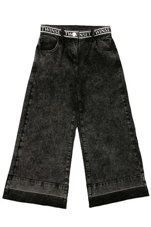 Jeans a palazzo TWIN SET | 24 | GJ250A00006