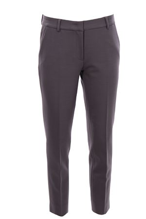 Pantaloni gamba stretta con impunture VIA MASINI 80 | 5032272 | A21M616N226