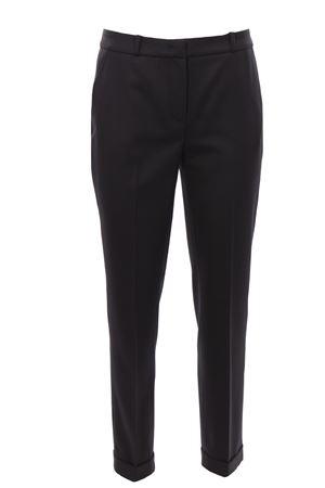Pantaloni gamba stretta con risvolto VIA MASINI 80 | 5032272 | A21M792E482