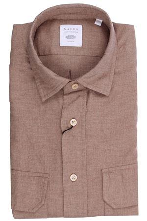 Over flannel shirt XACUS | 5032279 | 91150ML43407
