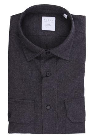 Over flannel shirt XACUS | 5032279 | 91150ML43410