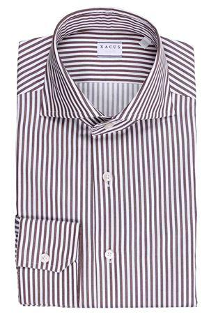 Striped cotton shirt XACUS | 5032279 | 91213ML52104