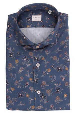 Flower print shirt XACUS | 5032279 | 91549ML722002