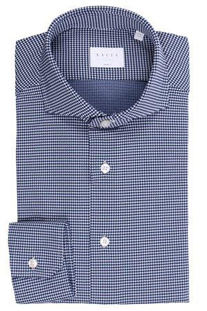 Houndstooth shirt XACUS | 5032279 | 91604MLACT52003