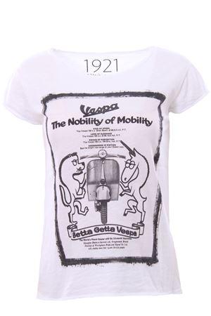 T-shirt with print 1921 | 8 | 007-D-SAVIGNAC15