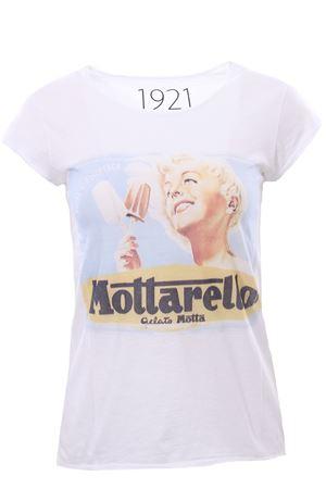 T-shirt with print 1921 | 8 | 007-D-SAVIGNAC20