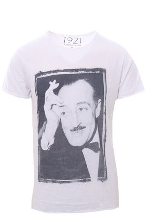 T-shirt with print 1921 | 8 | 00721