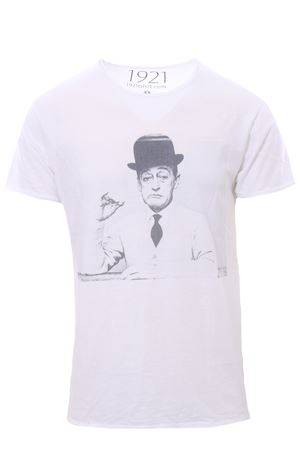 T-shirt with print 1921 | 8 | 00722