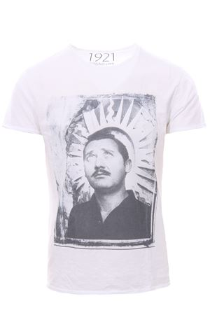 T-shirt with print 1921 | 8 | 00723