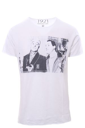 T-shirt with print 1921 | 8 | 00726