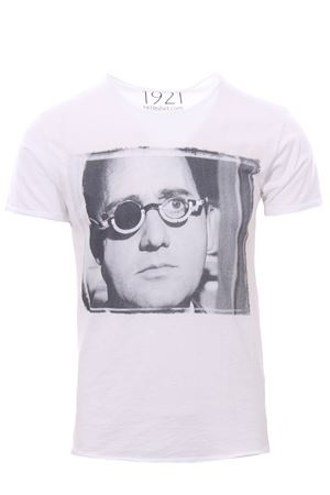 T-shirt with print 1921 | 8 | 00728