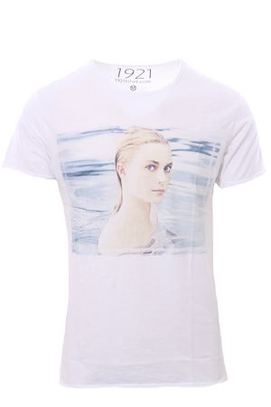 T-shirt with print 1921 | 8 | 00732
