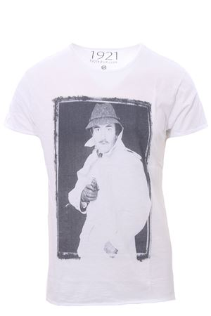 T-shirt with print 1921 | 8 | 00734