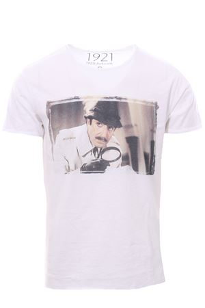 T-shirt with print 1921 | 8 | 00737