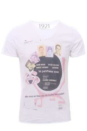 T-shirt with print 1921 | 8 | 00738