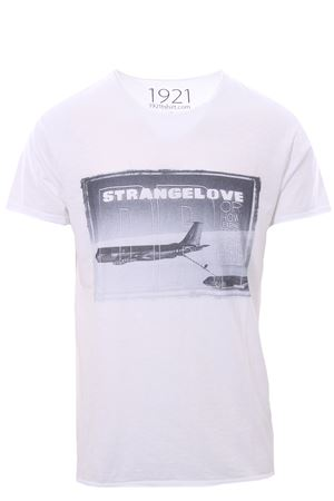 T-shirt with print 1921 | 8 | 00741