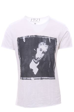 T-shirt with print 1921 | 8 | 00742
