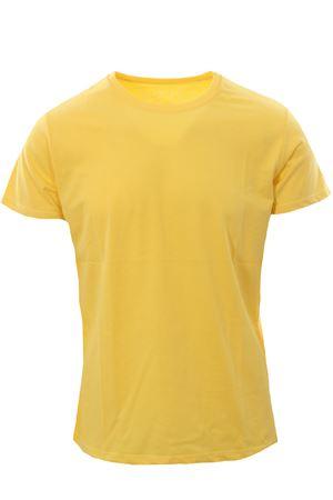 Cotton t-shirt 1921 | 8 | 007GIALLO