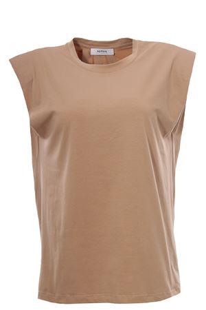 T-shirt with shoulder pad ALPHA   8   AD5930C2121