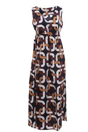 Long silk dress ALTEA | 5032276 | 205654690R