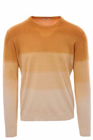 Linen and cotton crew neck ALTEA | -161048383 | 215101562