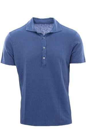 Polo in jersey di lino stretch tinto capo ALTEA | 2 | 215502114