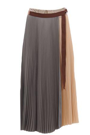 Wrap skirt ALYSI | 5032307 | 101018P1032SALVIAPELLE