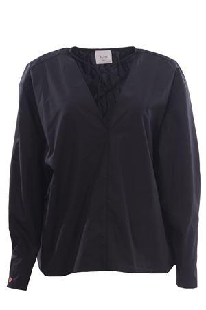 Cotton tunic ALYSI | 5032279 | 101209P1019NERO