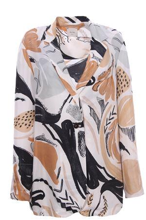 Silk jacket ALYSI | 5032284 | 101805P1033CRETA