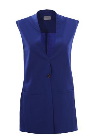 Waistcoat jacket ALYSI | 5032284 | 101818P1012ZAFFIRO