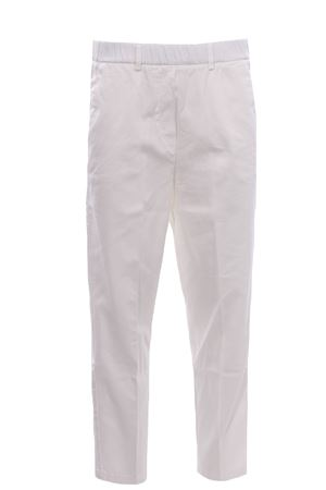 Cotton pants ALYSI | 5032272 | 201110P1056CALCE