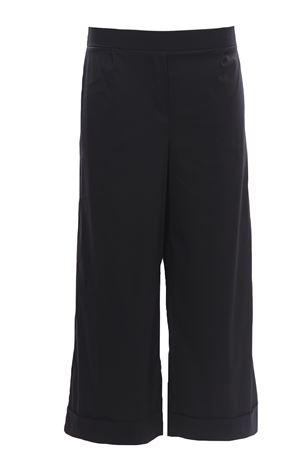 Pantaloni gamba larga con risvolto ANNA SERRAVALLI | 5032272 | S926000