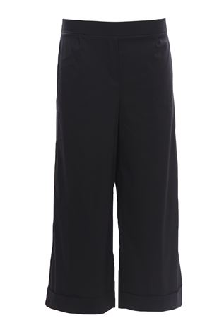 Pants with cuff ANNA SERRAVALLI | 5032272 | S926000