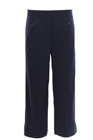Pantaloni gamba larga con risvolto ANNA SERRAVALLI | 5032272 | S926201