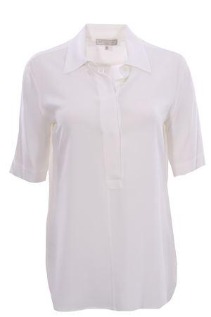 Camicia polo in crepe ANTONELLI | 5032279 | BIBIANAME2332T779C001