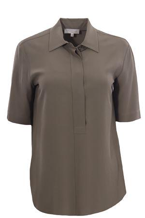 Camicia polo in crepe ANTONELLI | 5032279 | BIBIANAME2332T779C325