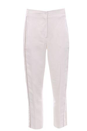 Pantaloni con banda laterale ANTONELLI | 5032272 | SOLANGEME8587T935C001