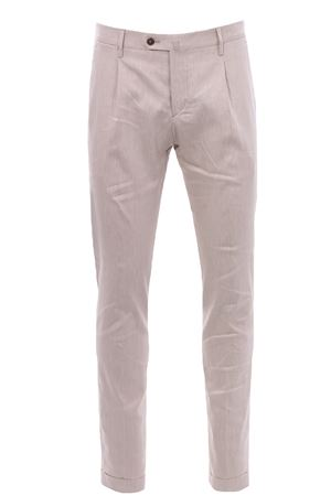 Linen and cotton pants BRIGLIA | 5032272 | BG07W32113523