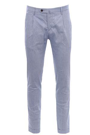 Linen and cotton pants BRIGLIA | 5032272 | BG07W32113531