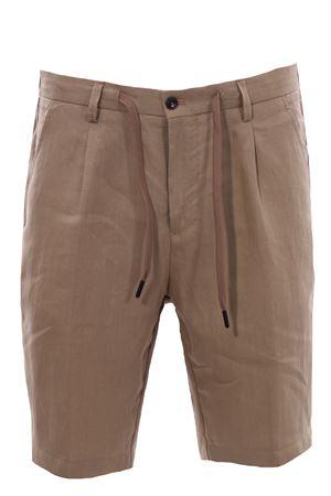 Linen jogging shorts BRIGLIA | 30 | OLBIA32111743