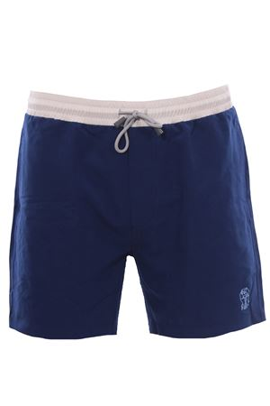 Swim short with pockets