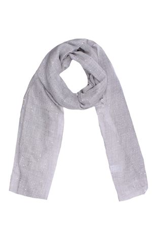 Scarf with micro sequins BRUNELLO CUCINELLI | 5032273 | MSCDVSW03C2642