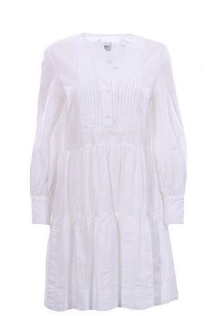 Cotton dress with flounces DONDUP | 5032276 | DA217EF0122D002000