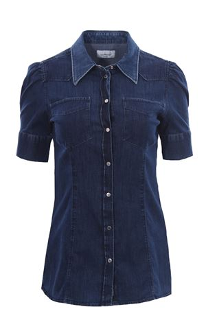 Cotton denim shirt DONDUP | 5032279 | DC186DS0278DED1800