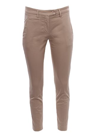 Pantaloni perfect in cotone DONDUP | 5032272 | DP066RSE036DPTD019