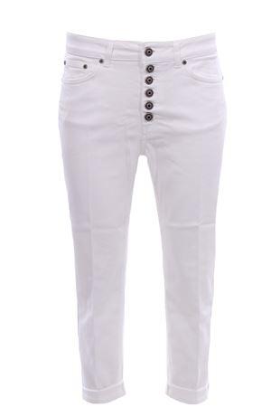 Jeans koons gioiello in denim di cotone DONDUP | 24 | DP268BBS0030DPTDG000