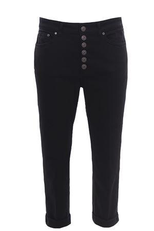 Jeans koons gioiello in denim di cotone DONDUP | 24 | DP268BBS0030DPTDG999